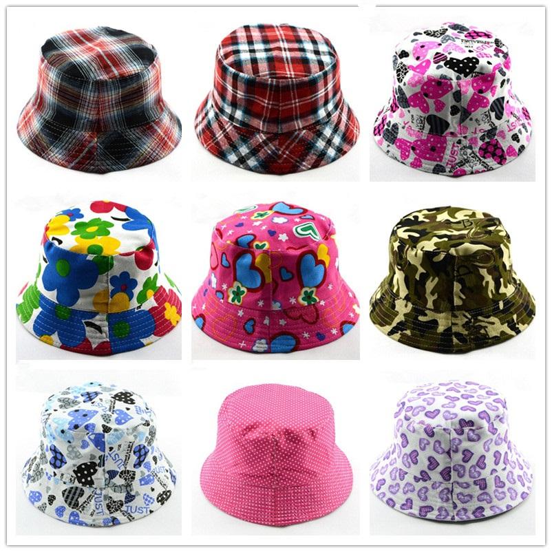 Retail Kids Bucket Hat Sewing Pattern Baby Infant Toddler Child, Boy, Girl Hat Sewing Pattern Cotton sunhat 1pc H391(China (Mainland))