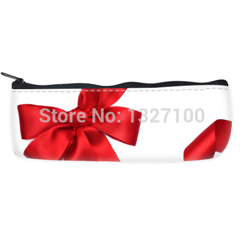 Unique Bow Knot Pencil Case Bag Nifty(China (Mainland))