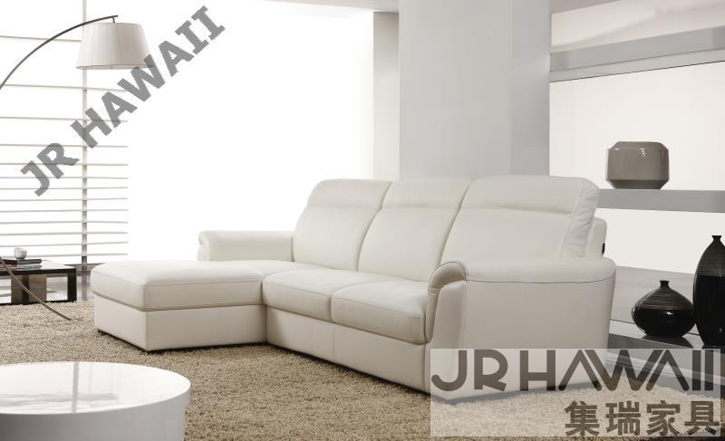 post modern sectional genuine leather sofa european style living room