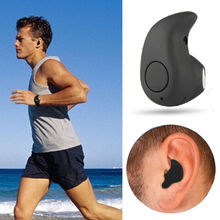 4colors Ultra Small Bluetooth 4.0 Stereo Music Sport In-Ear Headset Earphone Headphone Earbud Earpiece For Cell Phone