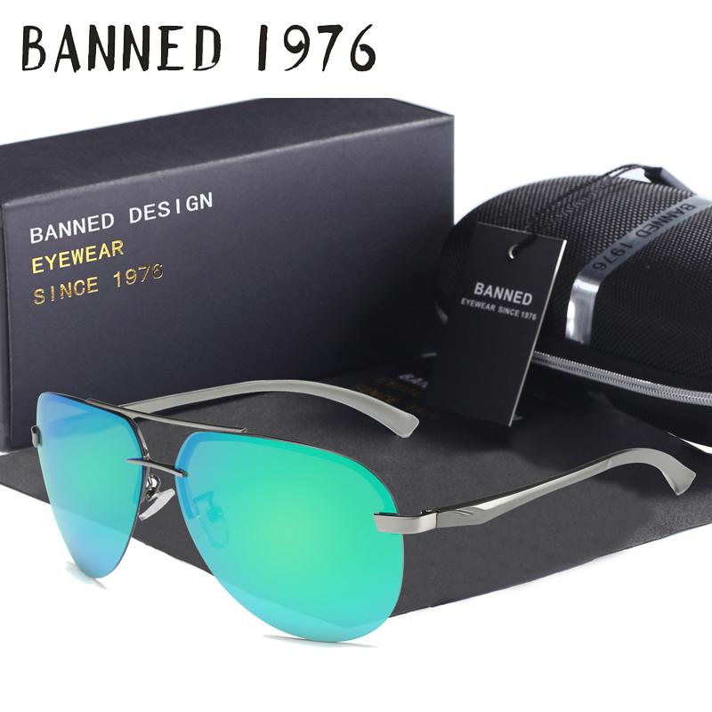 Aluminum magnesium HD polarized aviation Sunglasses women men driving sun Glasses vintage oculos de sol with original brand box(China (Mainland))