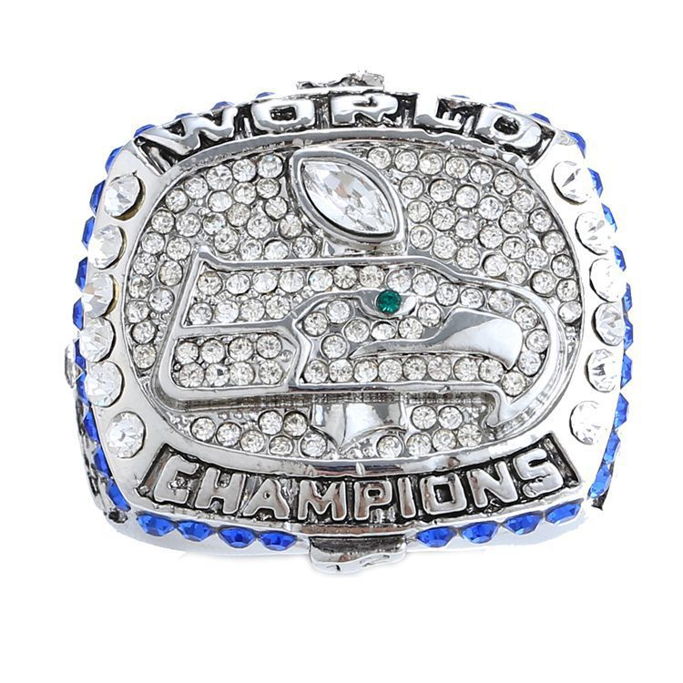 Wholesale 2013 Seattle Seahawks Replica Super Bowl Rings Championship Ring For Men Fashion Customed Sport Jewelry J01954(China (Mainland))