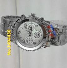 2015 Hot cuarzo Reloj relojes Mujer hombre Michaelling de primeras marcas para Mujer del vestido de lujo ginebra relojes Relogio Masculino Reloj Mujer O