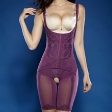 Summer Magnetic Corset Shapewear Underwear Waist Training Corsets Bodysuit Women Girdles Body Shaper YRD(Hong Kong)