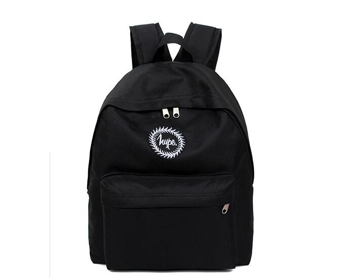 Гаджет  Hot-selling 2015 Fashion letters backpack HYPE students bag  men