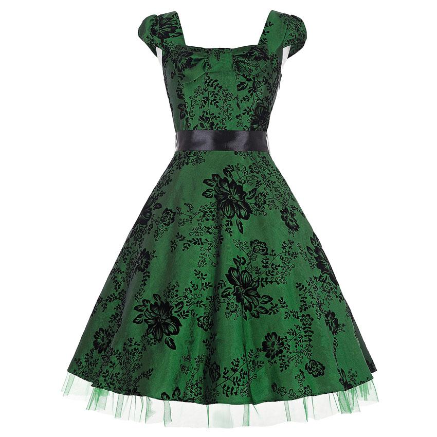 Popular Tea Party Dress-Buy Cheap Tea Party Dress lots from China ...