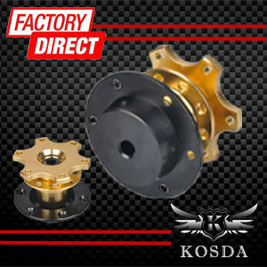 NEW Racing Quick Release Steering Wheel Hub / Boss Kit(China (Mainland))