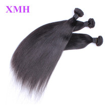 6A Grade 3pcs/lot Brazilian Virgin Hair Straight Weave 100% Unprocessed Human Hair Sew in Hair Extensions Vip Hair Products