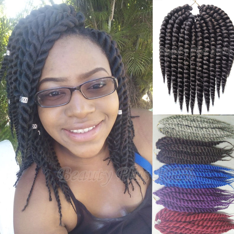 Crochet Hair Twist Packs : Crochet Braid Hair 12 Inch Crochet Hair Extensions 12strands/pack ...