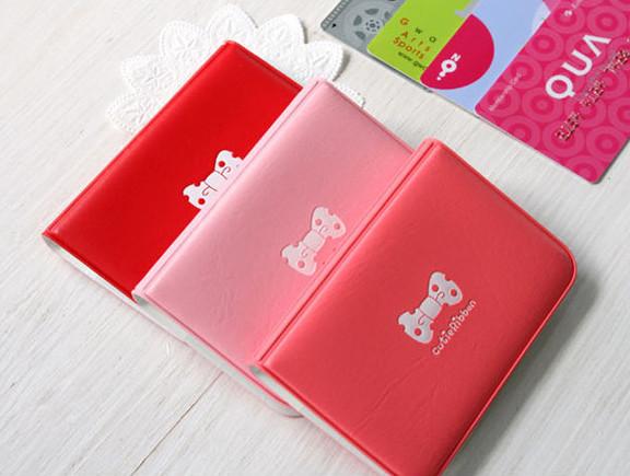 2015 New Fashion Stylish Womens Bowknot Business ID Credit Cute Card Pocket Bag Wallet Holder c5nj<br><br>Aliexpress