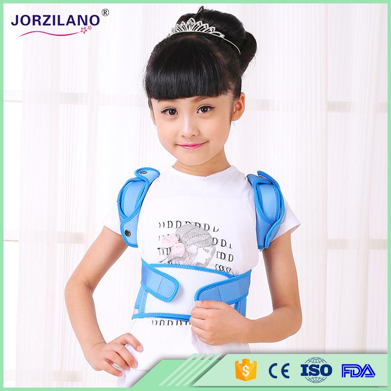 Profesional Child Adjustable Back Chest Support Belt Posture Corrector Shoulder Brace Tape Posture Correct(China (Mainland))