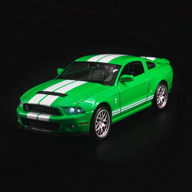 Ford Mustang Diecast Alloy Metal Racing Vehicles Model Christmas Birthday Gift for Children Boy Collection Toy(China (Mainland))