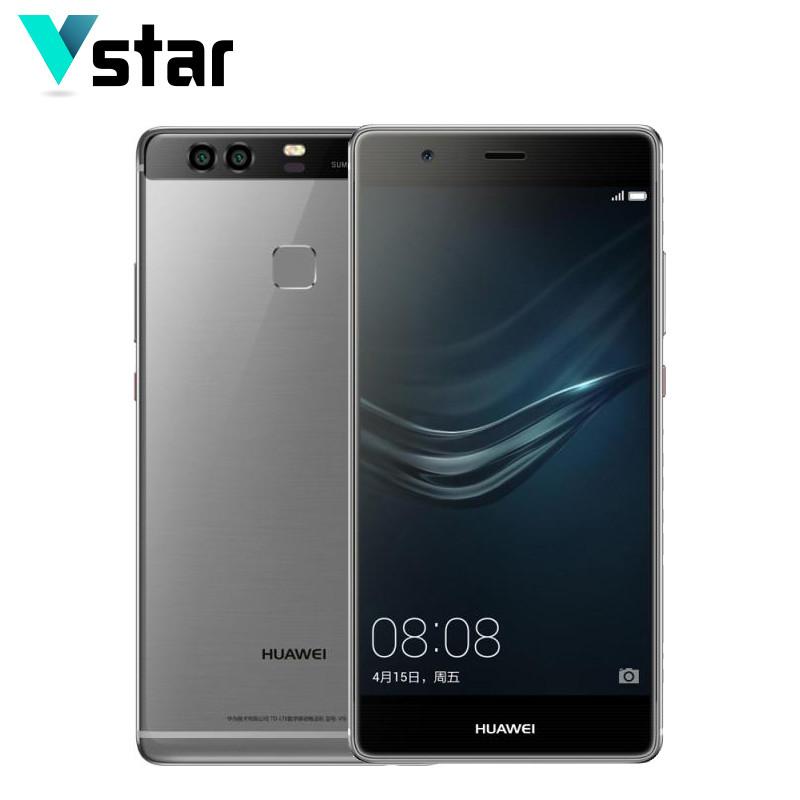 "Newest Huawei P9 Plus VIE-AL10 5.5"" Fingerprint 4GB RAM Smartphone Android 6.0 Kirin 955 Octa Core 128GB/64GB ROM 12.0MP(China (Mainland))"