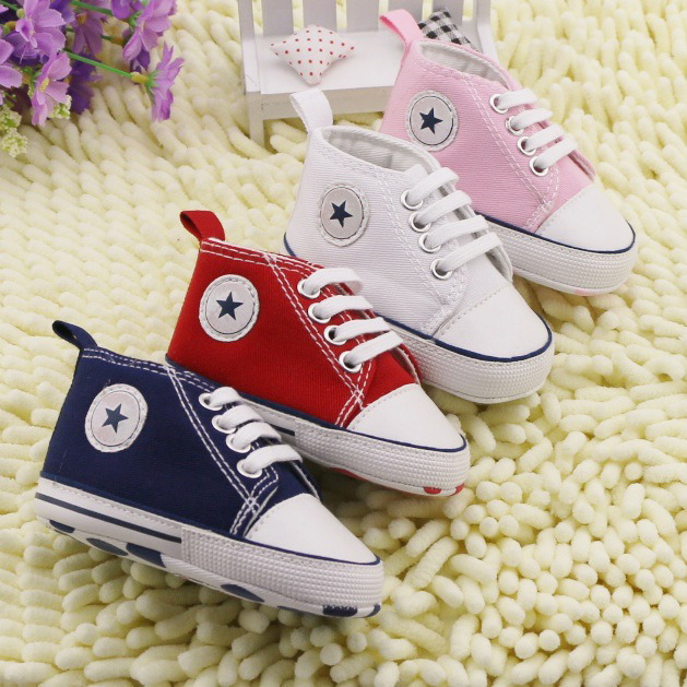 2015 Hot Sale sapatos bebes crochet baby shoes first walkers chaussure enfant brand baby shoes allstar canvas shoes 11 12 13 cm(China (Mainland))