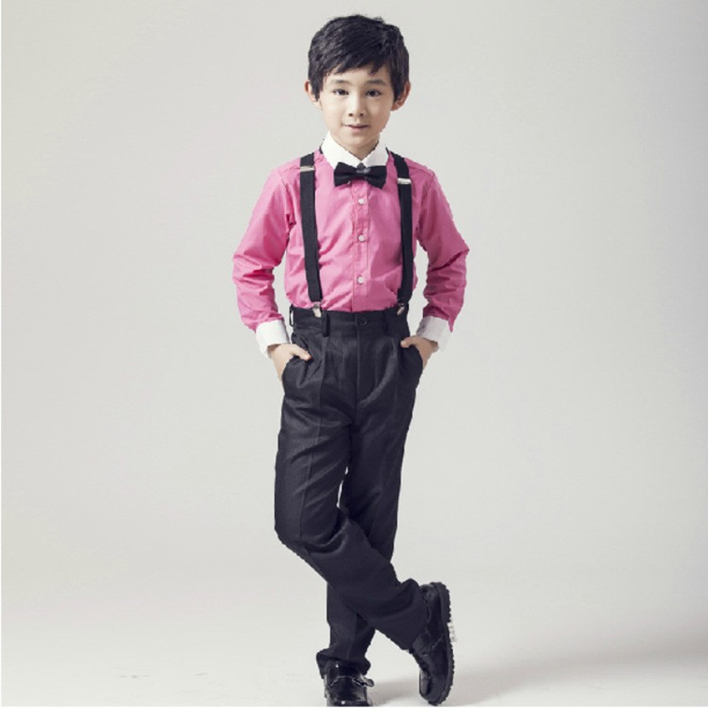 80 170cm children clothing sets boys wedding suit kids