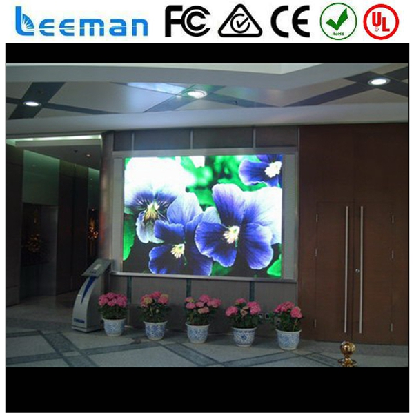 Leeman DIY Indoor P6 Rental LED display SMD P6 indoor RGB HD LED video wall/Stage wall advertising screen panel signs boards(China (Mainland))