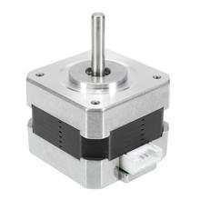 Buy 1PCS 42 Stepper Motor 4 Leads 34mm 12V / 0.4A 26Ncm 3D Hercules Micro Printer Motor 3D Printer Parts for $9.20 in AliExpress store