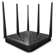 Tenda FH1202 2.4GHz 5GHz 1200M High Power Wireless AC1200 Dual-band Router   Universal repeater + WISP + WDS(China (Mainland))