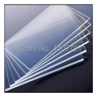 Acrylic Sheets Of Transparent 100X200X1MM Perspex Painting Frame Acrylic Photo Frame Can Cut Any Size(China (Mainland))