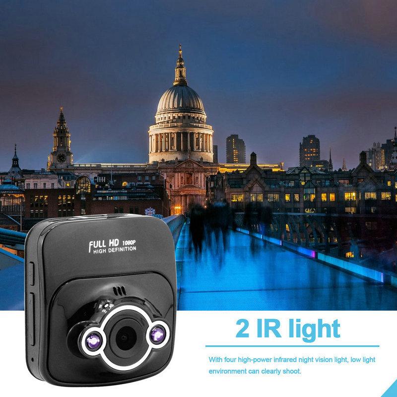 Mini Z7 Car Camera Full HD 1080P DVR recorder Dash 140 degree G sensor HDMI IR night vision - Copuma Technology Company Limited store