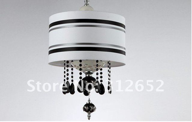 Free shipping hot selling Dia 40cm fashion fabric  chandelier also for wholesale
