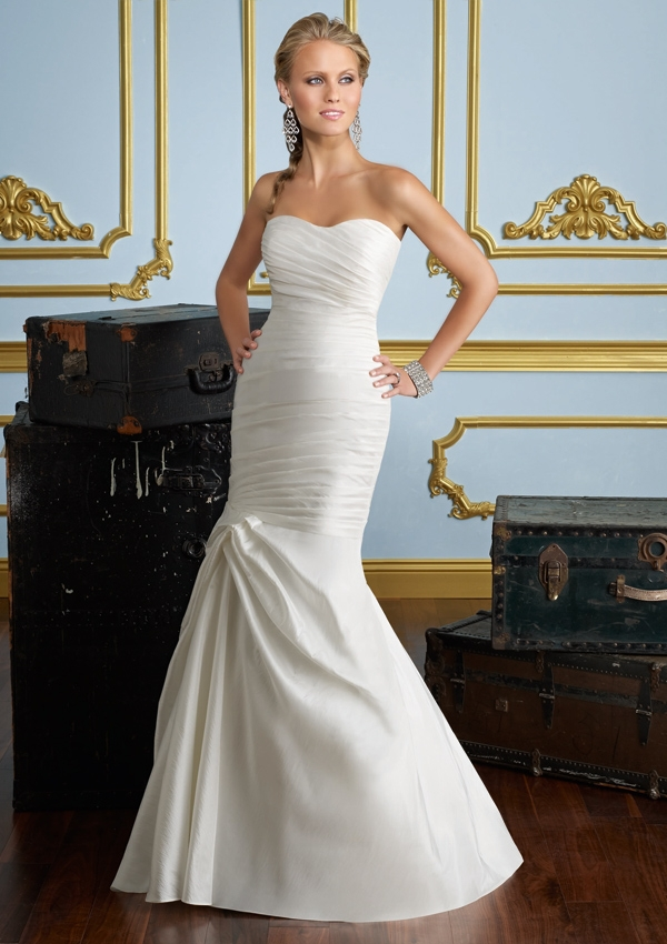 Simple Wedding Dresses Under 100 - Ocodea.com