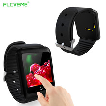 2016 Bluetooth Smart Watch Wearable Electronic Device Smartwatches Support Sim Card For Apple Samsung Huawei IOS & Android Phone