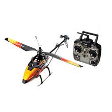 Original WLtoys V913 Brushless Upgrade Version 4Ch Helicopter RTF 70cm 2.4GHz Built-in Gyro Super Stable Flight