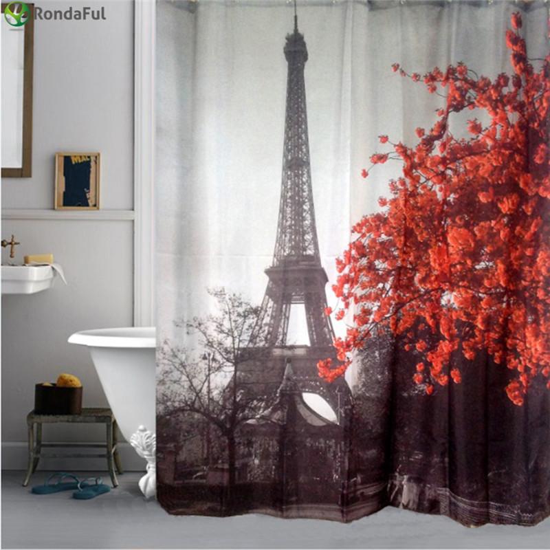 Witte Ladder Badkamer ~ Wholesale polyester badkamer gordijn uit China polyester badkamer