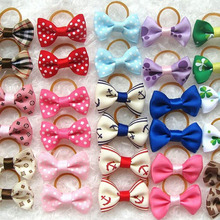 5pcs/lot Pet Products Dog Grooming Accessories Hairpins Cat Hair Clips Brand New DIY Dog Hair Bows Boutique Retail Wholesale(China (Mainland))