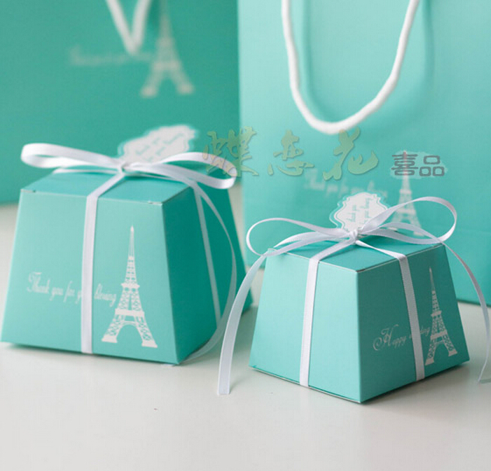Wedding Gift Box Tiffany Blue : -Wedding-Favors-Large-Tiffany-Blue-Candy-Box-Gift-Boxes-cupcake-Boxes ...