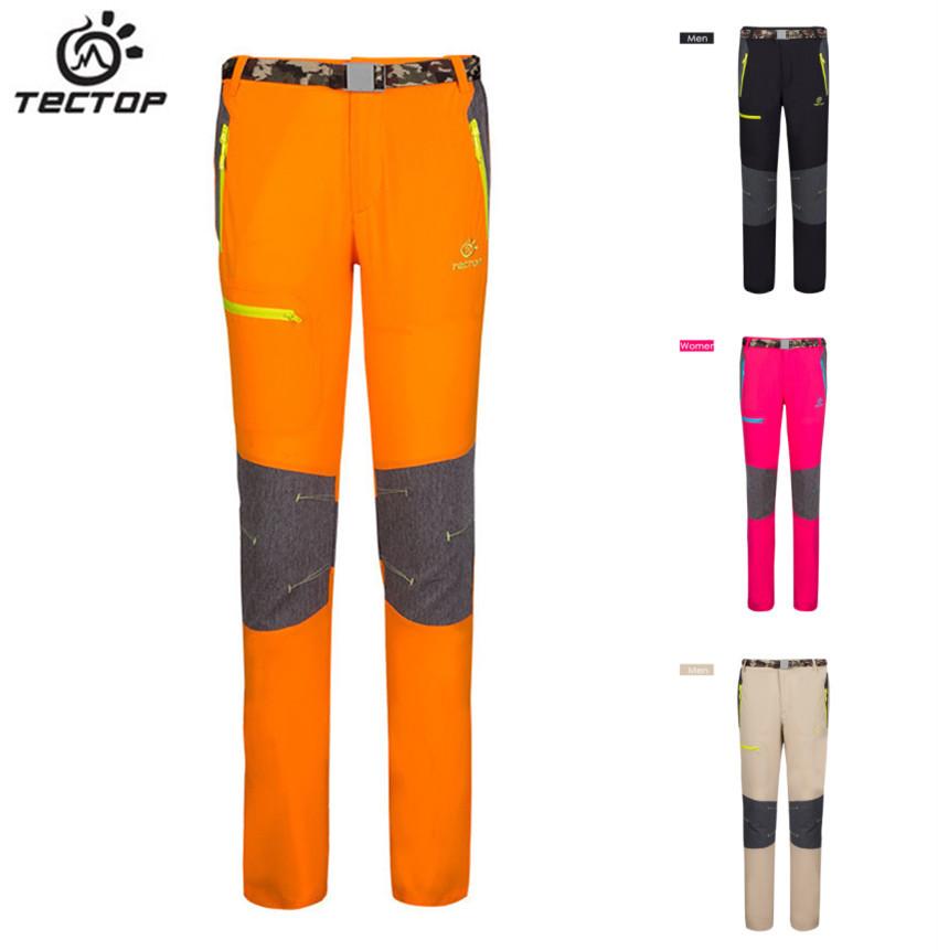 New fashion softshell outdoor sport climbing quick dry camping waterproof hiking pants men fishing pesca women trekking pants
