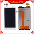 New Brand LCD Display Touch Panel For Pioneer S90W S90 Touch Screen White Color For Prestigio