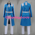 New Custom Made Japanese Anime Sword Art Online SAO Alicization Eugeo Cosplay Costume Christmas Halloween Costumes