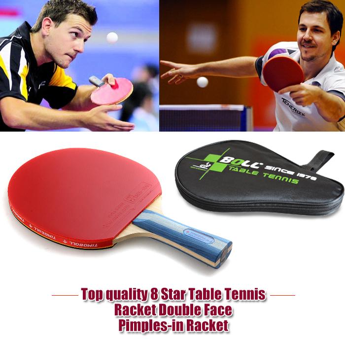 купить Ракетка для настольного тенниса Timo boll 1 x 8 8006 Timoboll 8006 недорого