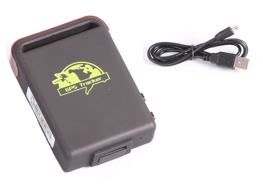 Mini GPS/GSM/GPRS Car Vehicle Tracker TK102B Realtime tracking device person Track device Free Shipping(China (Mainland))