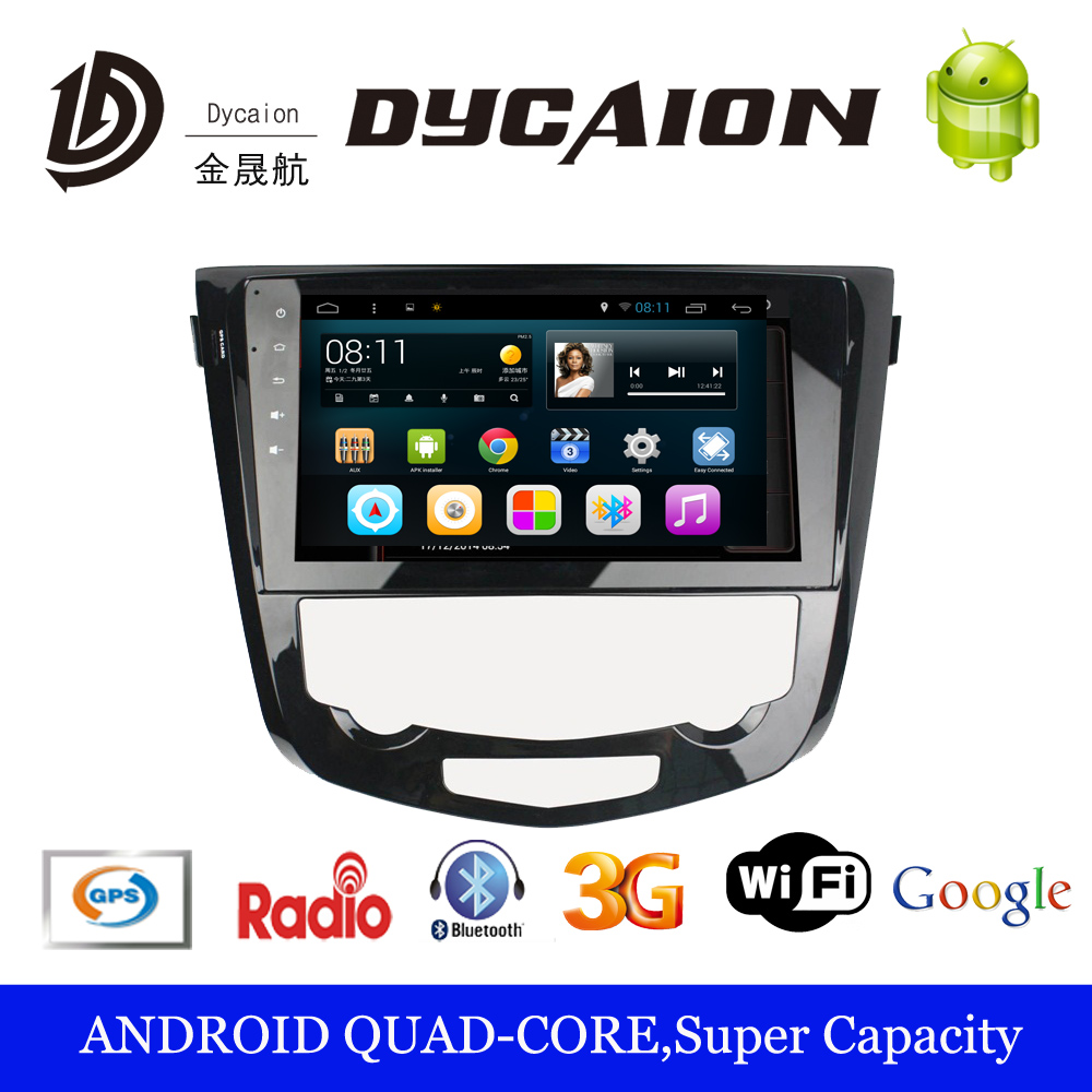 HD Touch Screen 1024*600 Autoradio FM/AM 4Core Android 5.0.1 Car GPS Navigation with TV Reciever 3G WIFI for Toyota X-Trail(China (Mainland))