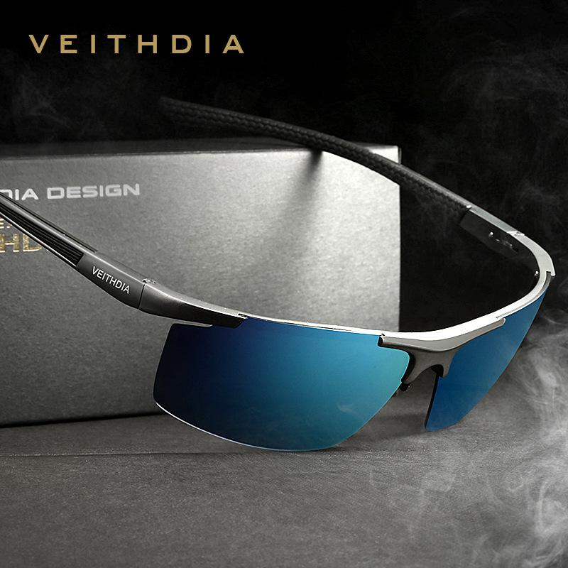 2016 New VEITHDIA Sunglasses Men Brand Polarized Male Sun Glasses With Original Box Eyeglasses gafas oculos de sol masculino6588(China (Mainland))