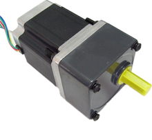 86BYG Gearbox Geared Stepper Motor Ratio 50:1 Nema34 L 98mm 6A CNC Router