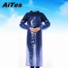 Free shipping chemical protective clothing 100% waterproof coveralls(China (Mainland))