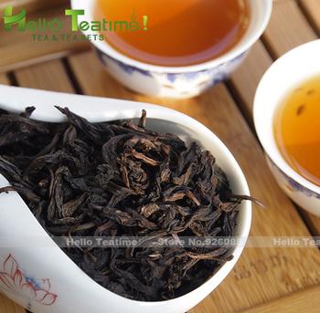 [HT!]Flower,fruit Fragrance 120g,Da Hong Pao New Chinese organic Big Red Robe Oolong tea dahongpao Wuyi Cliff Rock sachet cha ye