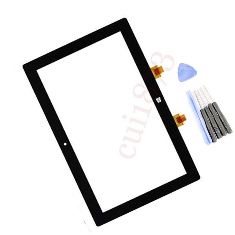 Best price Replacement For Microsoft Surface RT Tablet Digitizer Touch Screen Top Outer Glass Panel with free Tools(China (Mainland))