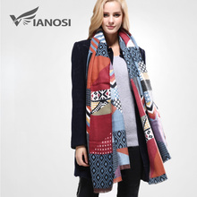 [VIANOSI] Newest Design Shawls and Scarves for Women Bandana Luxury Scarf Winter Brand Square Soft Cotton Scarf Woman VA096(China (Mainland))