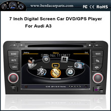 Car DVD For Audi A3 2003-2012 S3 With GPS A8 Chipset Free Map