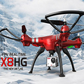 2016 New Model Syma X8HG Headless RC Airplane Quadcopter with 8MP Camera 2 4 G 4CH