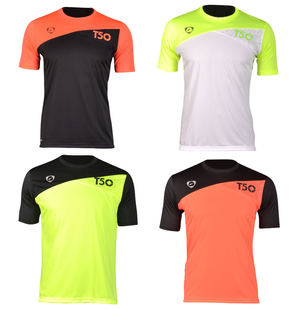 2015 Men's Designer Quick Drying Casual T-Shirts Athletic Sport Jersey Active Stretch Tees 4 Colors 4 Sizes LSL131(China (Mainland))