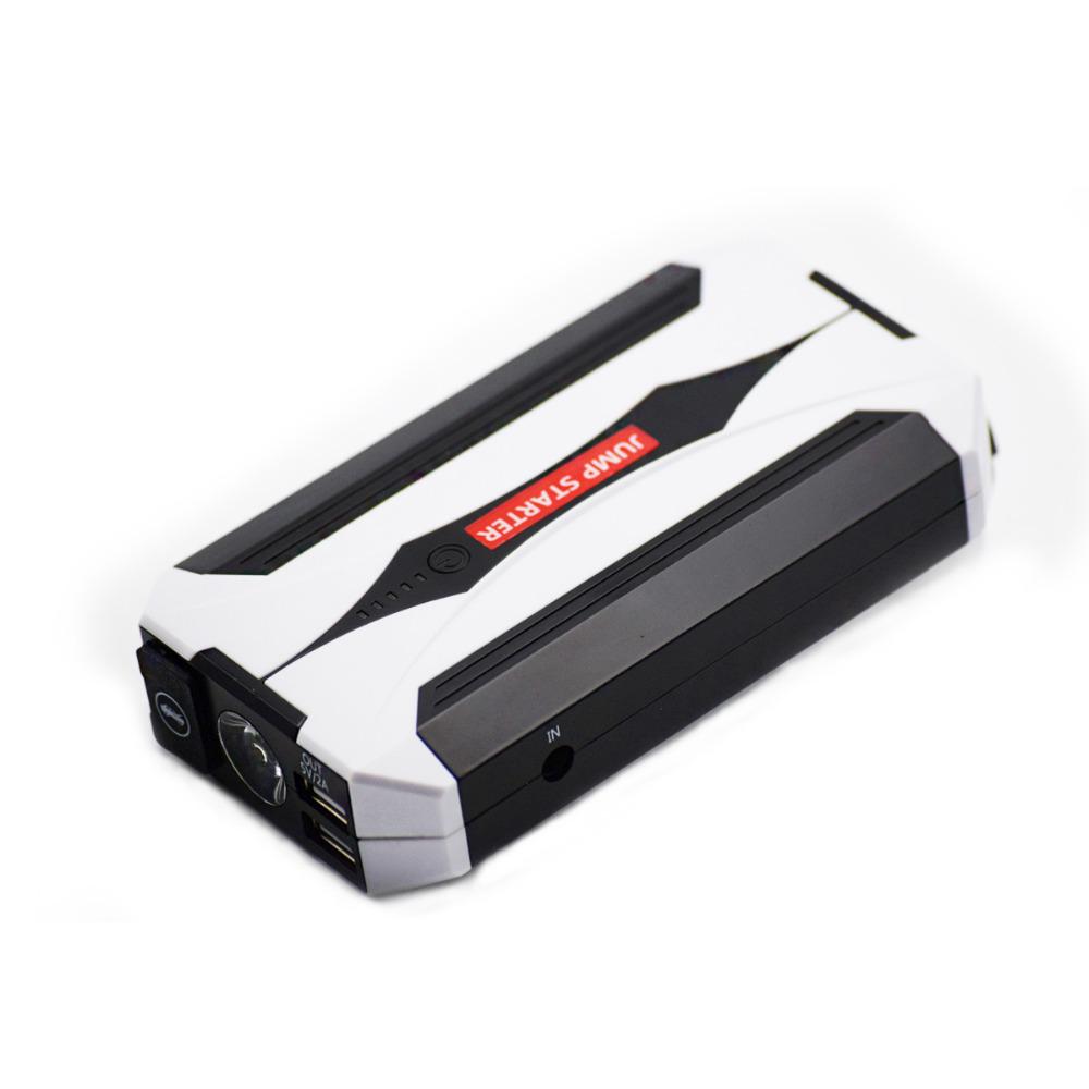 11000mAh Emergency Portable Mini Jump Starter Booster Battery Charger Jump Start For 12V Car Starting Device Power Bank
