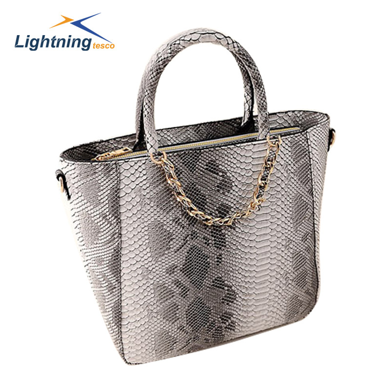 2015 New Design Women Handbags High Atmospheric Patent Leather