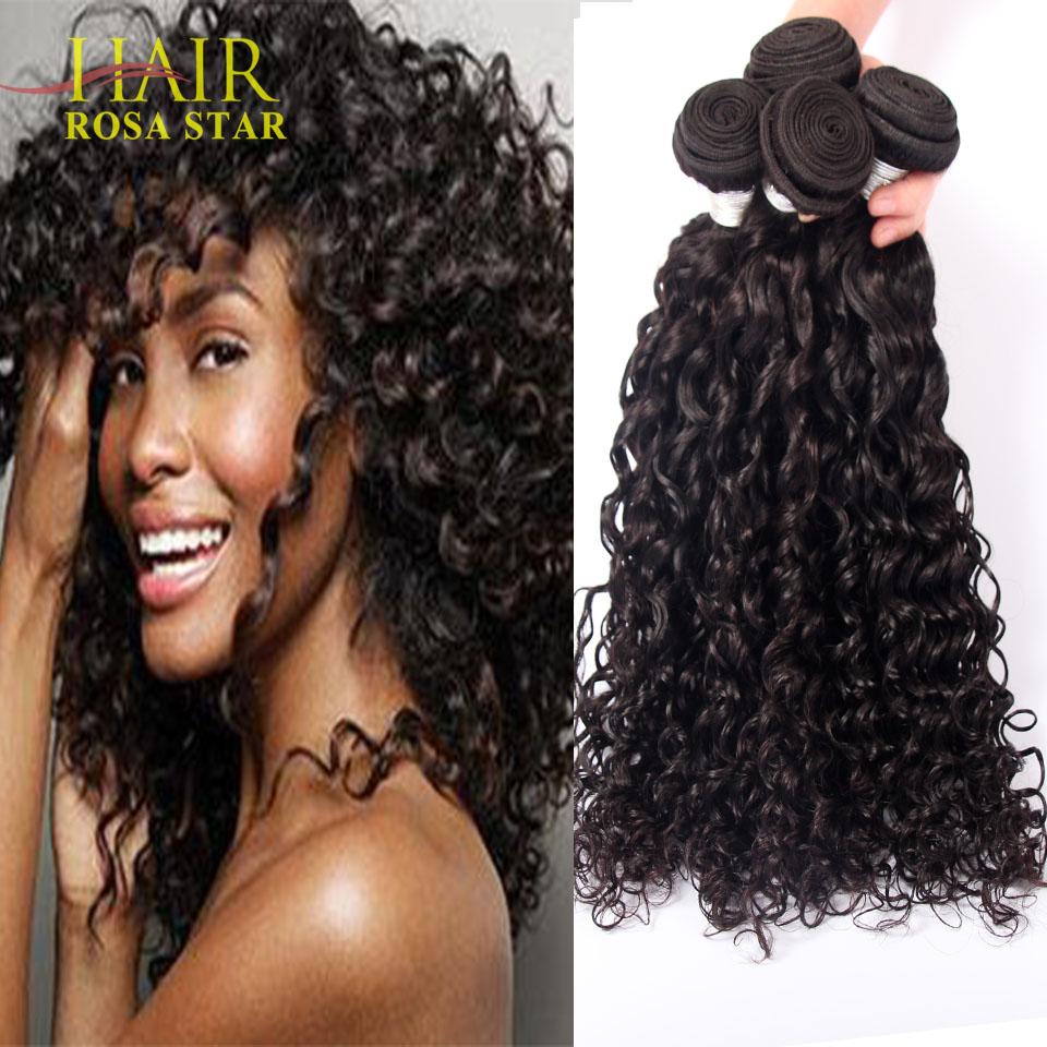 Здесь можно купить  4 Bundles Deep Wave Virgin Human Hair Brazilian Virgin Hair Deep Curly Hair Bundles Ali Moda Deep Wavy Bundles Deep Extensions  Волосы и аксессуары