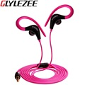 Glylezee Smiling Face Earphone Earpieces 3.5MM In-Ear Noise Cancelling Headset for Mobile Phone MP3 Music Player